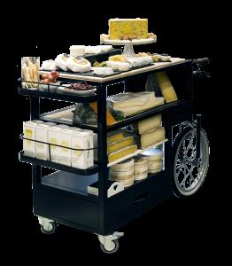 carrito gourmet - gastro